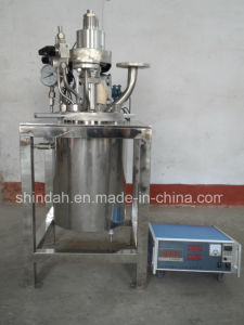 30L Magnetic Stirring Reactor Autoclave Kettle High Pressure Reactor pictures & photos