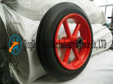 310mm Solid Rubber Wheels pictures & photos