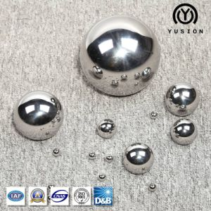 Yusion 4.7625mm-150mm Chrome Steel Ball/Bearing Ball pictures & photos