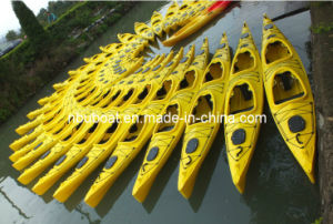 Double Sea Kayak with Rudder and Foot-Pedel System (UB-11)