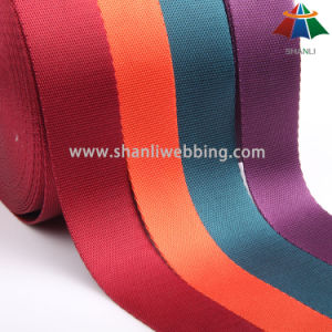 """1-1/2"""" Inch Nylon Twill Webbing for Luggage Straps pictures & photos"""