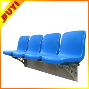 Blm-2708 Wholesale Polypropylene Plastic Chairs with Metal Legs Sport Used Stadium Seats pictures & photos