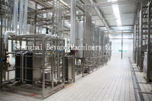 2t/H Complete Yogurt Production Line pictures & photos