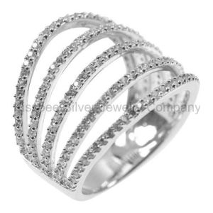 Fashion Silver Jewelry Plated Ring (KR3098) pictures & photos