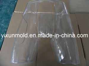Plastic Injection Mould Torso for Men Underwear/Clear Part pictures & photos