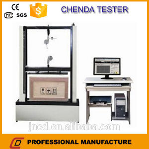 50kn Container Compression Testing Machine +Electronic Universal Testing Machine pictures & photos