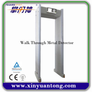High Quality Hotel Security Walk Through Metal Detector Xyt2101b pictures & photos