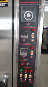 8 Trays Gas Oven Convection Parts Digital Convection Oven (ALB-8Q) pictures & photos