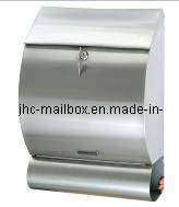 Unique Design Stainless Steel Wall Mount Mailbox/Letter Box (JHC-2032S)