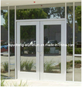 Aluminium Sliding Doors with Integrated Blinds