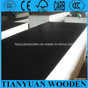 Cheap 12mm Black Coating Film Formwork Plywood pictures & photos