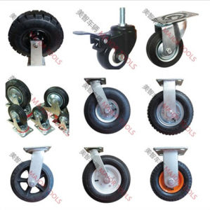 5 Inch TPR Caster Wheel with Small Mounting Size pictures & photos
