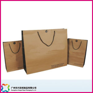 Kraftpaper Bag for Packaging (XC-5-021) pictures & photos