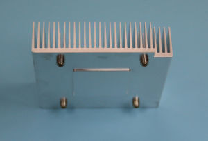 Aluminum Profile Heatsinks Made by Extruding pictures & photos