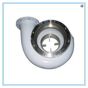 Aluminum Die Casting for Fan Body Cover pictures & photos
