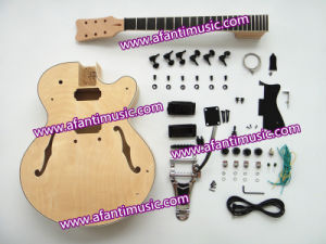 Afanti Music / Hollow Body Electric Guitar Kit / Guitar (AHB-250) pictures & photos