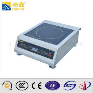 Flat Burner Induction Cooker for Home Use pictures & photos