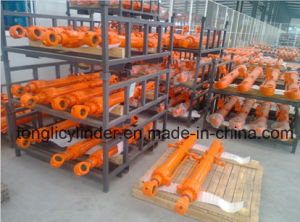 Dh500 Bucketcylinder /Hydraulic Cylinder of Doosan Excavator pictures & photos