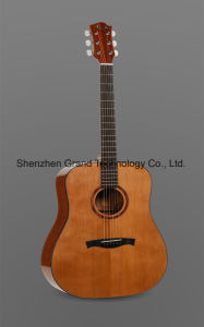 "41"" Korean Pine From American Custom Handmade Acoustic Guitar pictures & photos"