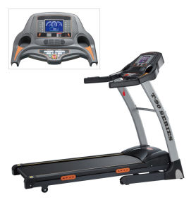 2016 New Home Motorized Treadmill pictures & photos
