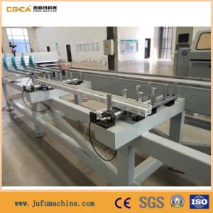 CNC Machine for Cutting Aluminum PVC Window Profile pictures & photos