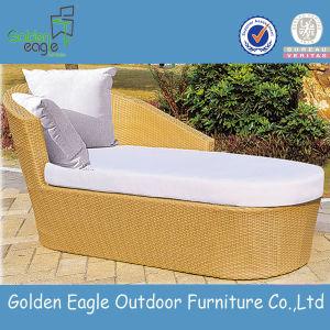 Outdoor Garden Furniture Rattan Sofa Set Poolside Sunbed