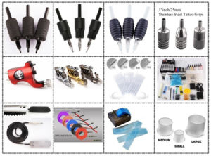 Professional Tattoo Studio Equipment Supply pictures & photos
