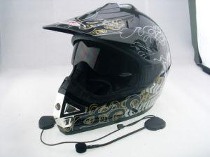 Bluetooth Flip up Helmet (FEK-802D)