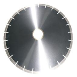 Brazed Diamond Saw Blades for Granite (Silent Body, Flat Segments) pictures & photos