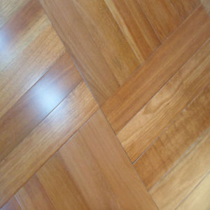 Natural Kempas Wood Flooring