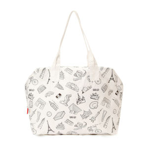 fashion Eco-Friendly Tyvek Paper 1443r Tote Bag pictures & photos