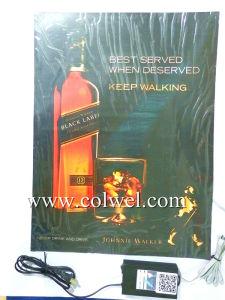 EL Flashing Advertisement/EL Poster with Big Size