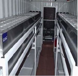 10ton Containerized Direct Cooling Ice Block Machine for Tropic Countries pictures & photos