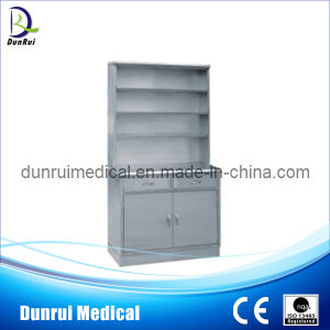 Stainless Steel Medical Cabinet (DR-382)