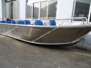 6 Persons Marine Boat High Quality in Big Sea pictures & photos