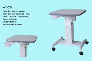 Motorized Ophthalmic Table Slit Lamp Table pictures & photos