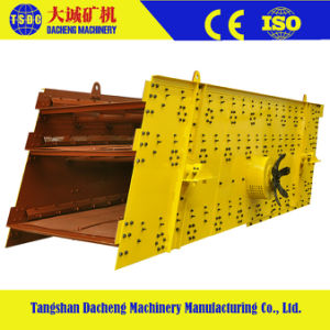 Hot Sale High Frequency Circular Stone Vibrating Screen for Quarry Plant pictures & photos