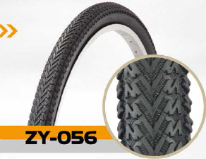 New Tread Pattern Bicycle Tire