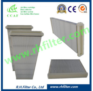 Ccaf Anti-Static Dust Collector Filter pictures & photos