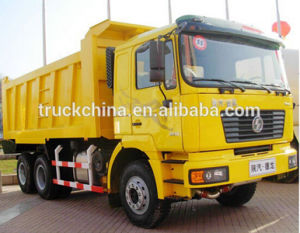 New Shacman 6*4 320HP Tipper Truck Dump Truck Price pictures & photos
