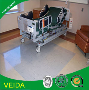 Hospital Cleaning Room PVC Vinyl Flooring in Rolls
