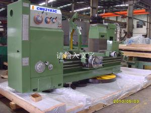 Cw Series Horizontal Gap Bed Lathe Machine