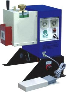Hot Melt Adhesive Edge Gluing Machine, Shoe Coating Machine