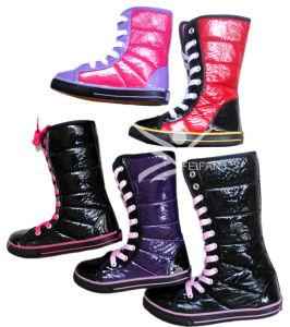 Newest Fashion Children Boots Snow Boots (HH009) pictures & photos