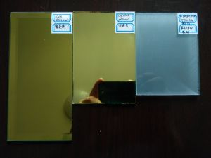 6mm Reflective Colored Polishing Aluminum Mirror as Art Mirror pictures & photos