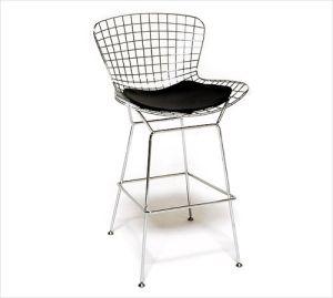 Outdoor Stainless Steel Harry Bertoia Stye Diamonds Chair (C2604)