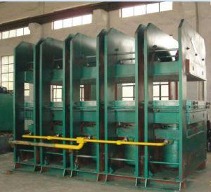 Conveyor Belt Vulcanizing Press Rubber Machine Vulcanizer Machine pictures & photos