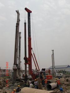 Rotary Pile Hole Drilling Equipment (HF856) pictures & photos