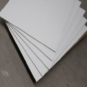 High Temp Vacuum Formed Ceramic Fiber Board 1350 Ha pictures & photos