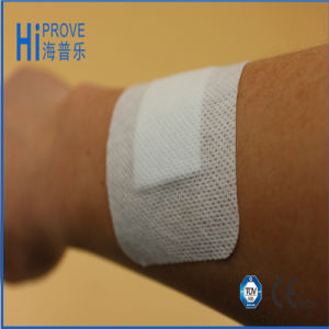Disposable Sterile Medical Wound Dressing Pad/Adhesive Plaster pictures & photos